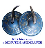 Mindfulness oefening tijdens de training in Den Haag